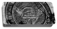 U. S. Mormon Battalion Marker Portable Battery Charger