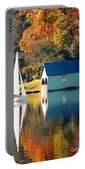 Portable Battery Charger featuring the photograph Ullswater by Linsey Williams