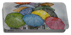 Umbrella Huddle Portable Battery Charger