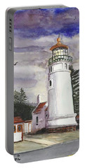 Umpqua Lighthouse Portable Battery Charger