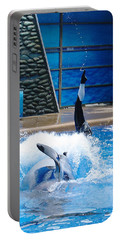 Portable Battery Charger featuring the photograph Unbelievable by David Nicholls