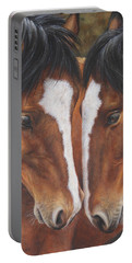 Unbridled Affection Portable Battery Charger