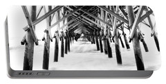 Under The Pier Folly Beach Portable Battery Charger
