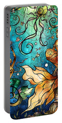 Under The Sea Portable Battery Charger