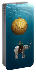Underwater Fantasy Portable Battery Charger by Marvin Blaine