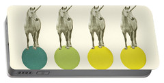 Unicorn Parade Portable Battery Charger