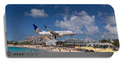 United Low Approach St Maarten Portable Battery Charger