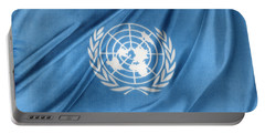 United Nations Portable Battery Charger by Les Cunliffe