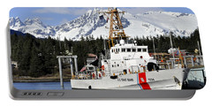 United States Coast Guard Cutter Liberty Portable Battery Charger