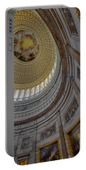 Unites States Capitol Rotunda Portable Battery Charger