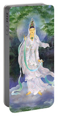 Universal Kuan Yin Portable Battery Charger by Lanjee Chee
