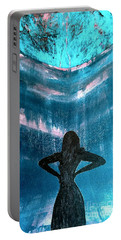 Unlimited Portable Battery Charger by Jacqueline McReynolds