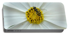 Up Close With The Bee And The Cosmo Portable Battery Charger by Verana Stark