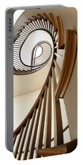 Up Stairs Portable Battery Charger by Alexey Stiop