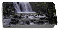 Upper Crystal Creek Falls  Portable Battery Charger