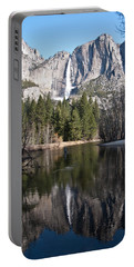 Upper Yosemite Fall Portable Battery Charger