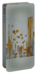 Urban Polish Portable Battery Charger by Judith Rhue