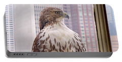 Urban Red-tailed Hawk Portable Battery Charger