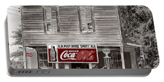 U.s. Post Office General Store Coca-cola Signs Sprott  Alabama Walker Evans Photo C.1935-2014. Portable Battery Charger by David Lee Guss