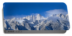 Usa, California, Mount Whitney Portable Battery Charger