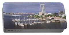 Usa, Florida, Jacksonville, St. Johns Portable Battery Charger