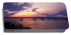 Usa, Michigan, Macinaw City, Mackinac Portable Battery Charger