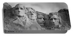 Usa, South Dakota, Mount Rushmore, Low Portable Battery Charger by Panoramic Images