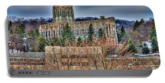 Usma Cadet Chapel Portable Battery Charger by Dan McManus