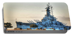 Uss Alabama Portable Battery Charger