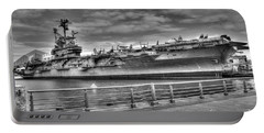 Uss Intrepid Portable Battery Charger