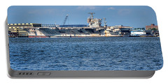 Uss John Kennedy Portable Battery Charger