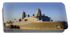 Uss New York - Lpd21 Portable Battery Charger