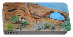 Utah - Arches National Park Portable Battery Charger