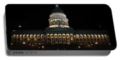 Utah State Capitol Front Portable Battery Charger