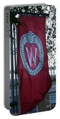 Uw Flag Portable Battery Charger