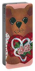 Valentine Hug Portable Battery Charger