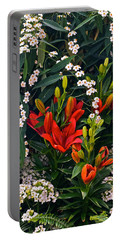 Valentines Are Open Hearts Portable Battery Charger