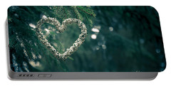 Valentine's Day In Nature Portable Battery Charger