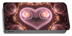 Valentine's Premonition Portable Battery Charger