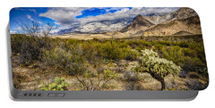 Portable Battery Charger featuring the photograph Valley View 27 by Mark Myhaver