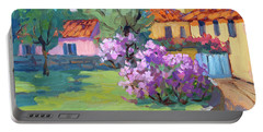 Van Gogh Hospital St. Remy Portable Battery Charger