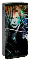Van Halen - David Lee Roth Portable Battery Charger