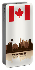 Vancouver British Columbia Canada Portable Battery Charger