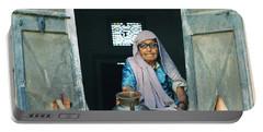 Varanasi Water Seller Portable Battery Charger