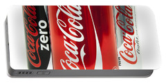 Various Coke Cola Cans Portable Battery Charger