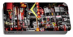 Vegas Nights Portable Battery Charger