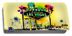 Vegas Weekends Portable Battery Charger