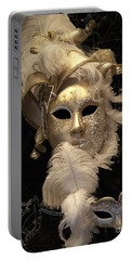 Venetian Face Mask B Portable Battery Charger