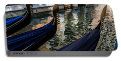 Venetian Gondolas Portable Battery Charger