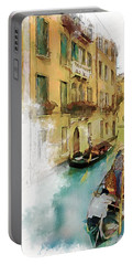 Venice 1 Portable Battery Charger by Greg Collins